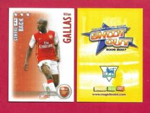 Arsenal William Gallas France (SO07)